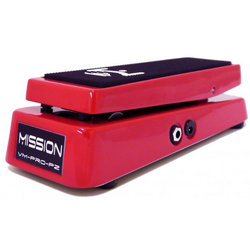 Mission Engineering VM-PRO-PZ-RD Volume Pedal for Piezo - Red