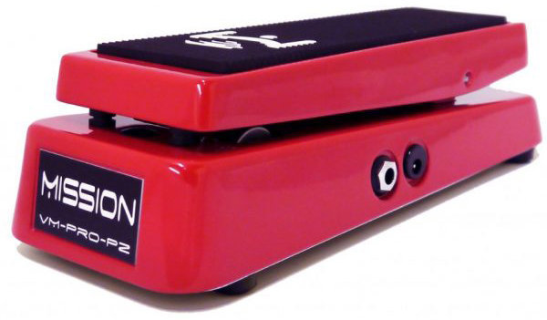View larger image of Mission Engineering VM-PRO-RD Volume Pedal with Buffer - Red