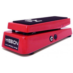 Mission Engineering VM-PRO-RD Volume Pedal with Buffer - Red