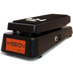 Mission EP-11 Eleven Rack Expression Pedal
