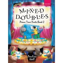 Mixed Doubles Piano Time Duets Book 2 (1P4H)