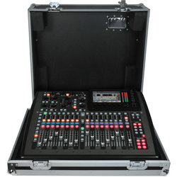 Behringer X32 Compact-TP 40-Input Digital Mixer with Road Case