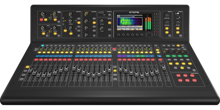 View larger image of Midas M32 40-Input Digital Console