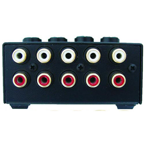 View larger image of Rolls MX42 Mini Stereo Mixer