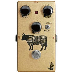 Mojo Hand FX Sacred Cow Overdrive Pedal