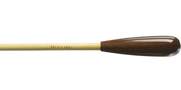 "View larger image of Mollard P Series Conductor Baton - 12"", Pau Ferro, Carbon Fibre"
