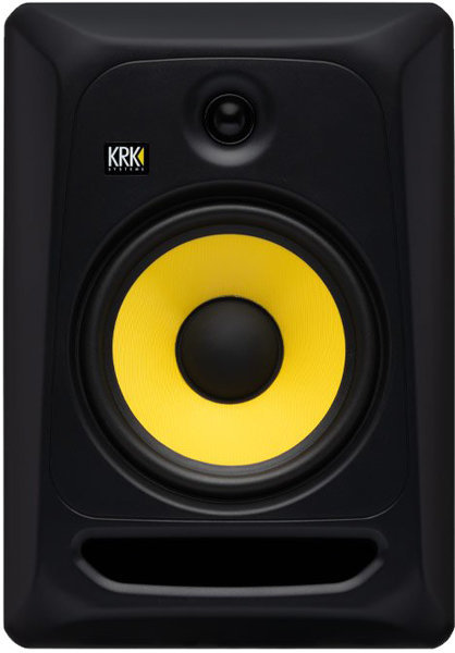 """View larger image of KRK Classic Powered Studio Monitor - 8"""""""
