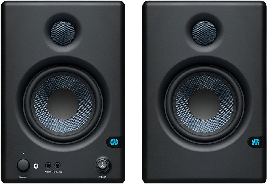 View larger image of PreSonus Eris E4.5 Active Media Reference Monitors with Bluetooth - Pair