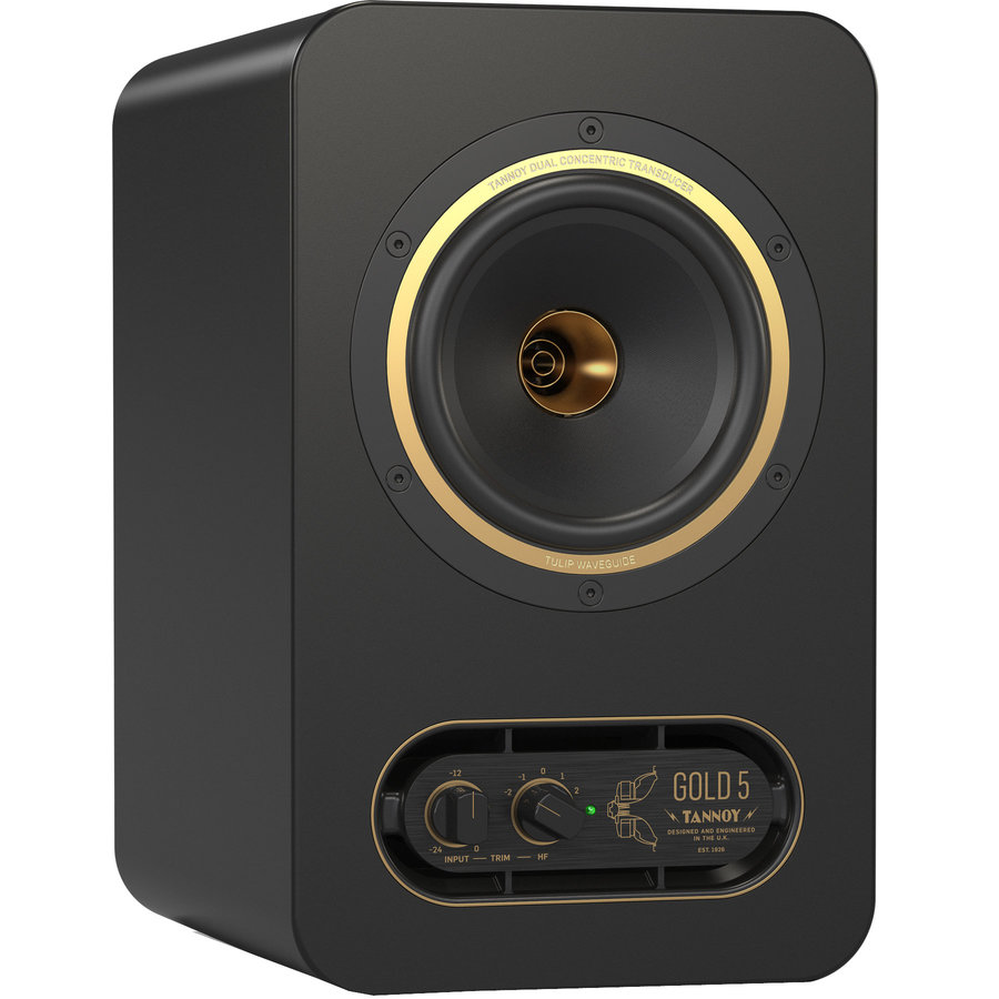 """View larger image of Tannoy GOLD 5 Powered Studio Monitor - 5"""", Single"""