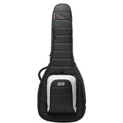 Mono M80 Dual Gig Bag for 1 Acoustic / 1 Electric Guitar