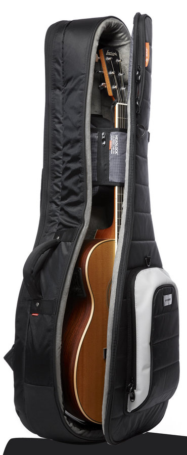 View larger image of Mono M80 Dual Gig Bag for 1 Acoustic / 1 Electric Guitar