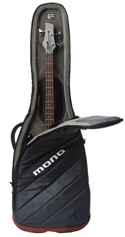 View larger image of Mono M80 Vertigo Gig Bag for Electric Bass Guitars - Grey