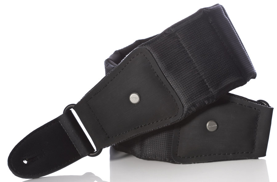 View larger image of Mono The Betty Guitar Strap - Jet Black, Short, 40-46