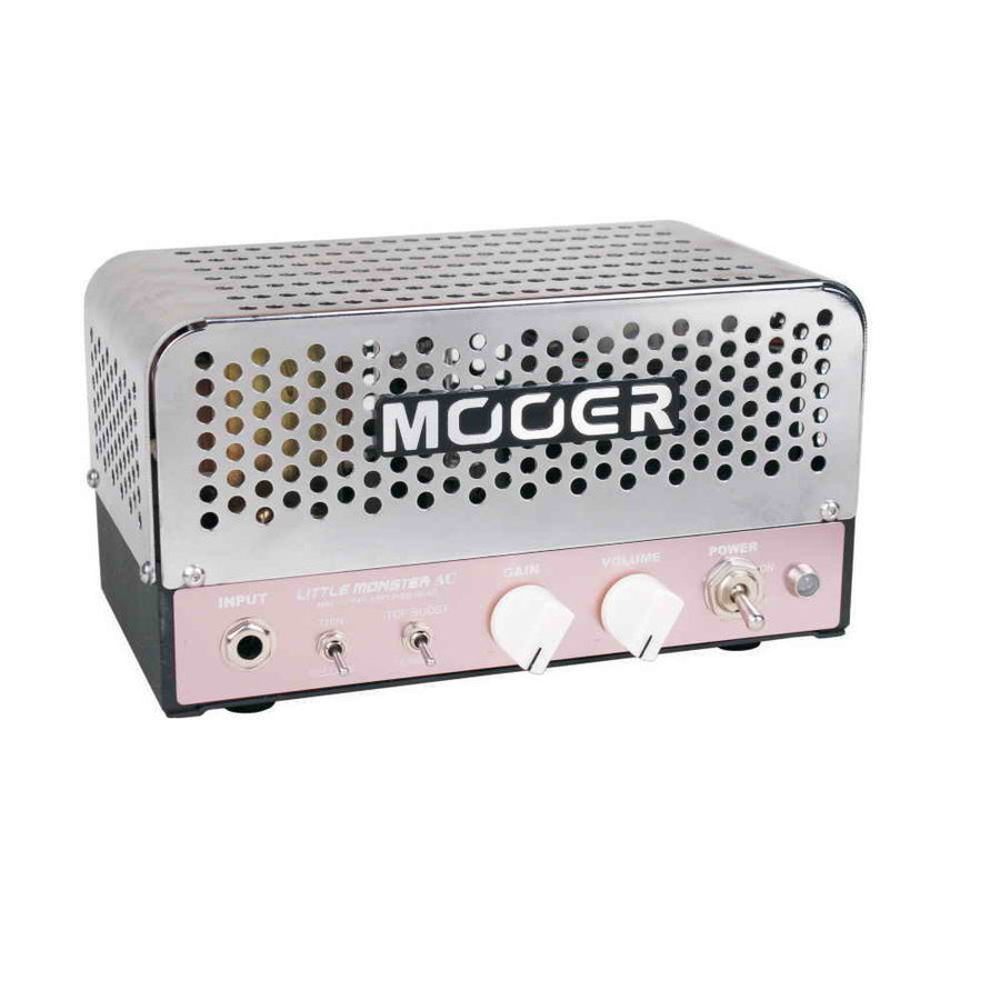 View larger image of Mooer Audio - Little Monster AC Head Guitar Amp