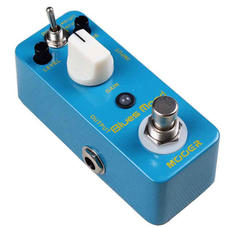 View larger image of Mooer Blues Mood Pedal
