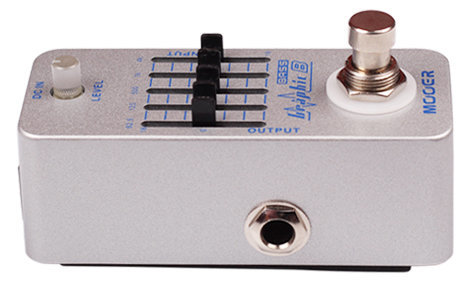 View larger image of Mooer Graphic B Pedal