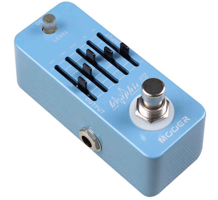 View larger image of Mooer Graphic G Pedal
