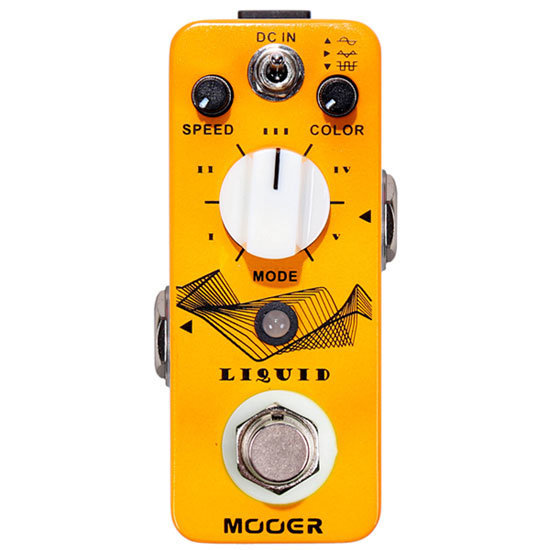 View larger image of Mooer Liquid Digital Phase Pedal