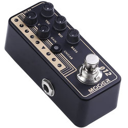 Mooer M012 US Gold 100 Preamp Pedal