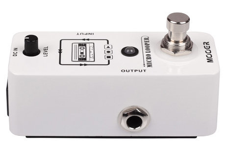 View larger image of Mooer Micro Looper Pedal