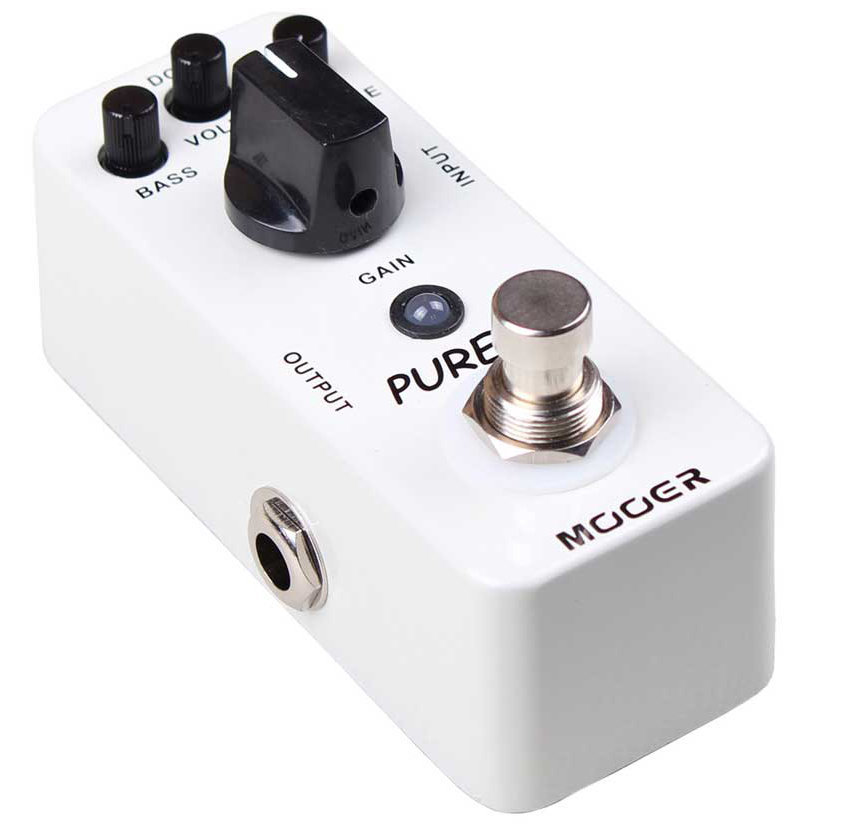 View larger image of Mooer Pure Boost Pedal