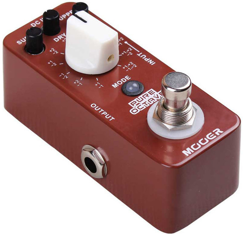 View larger image of Mooer Pure Octave Pedal