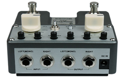 View larger image of Mooer Shimverb Pro Digital Reverb Pedal