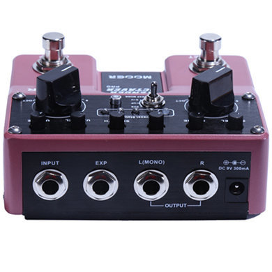 View larger image of Mooer Tender Octaver Pro Pedal