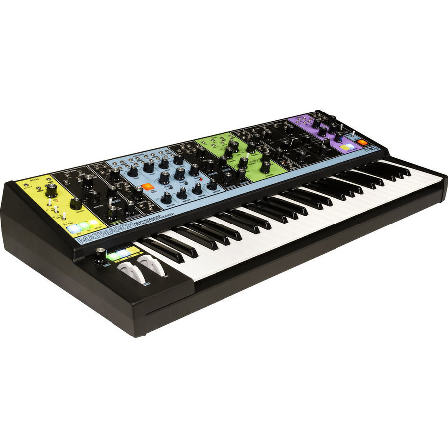 View larger image of Moog Matriarch Analog Synthesizer