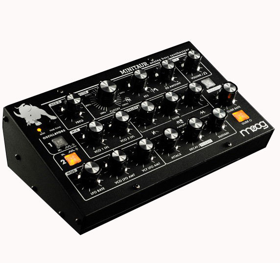 View larger image of Moog Minitaur Bass Synthesizer