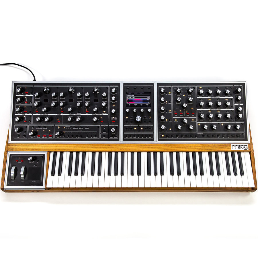 View larger image of Moog One Polyphonic Analog Synthesizer - 16-Voice