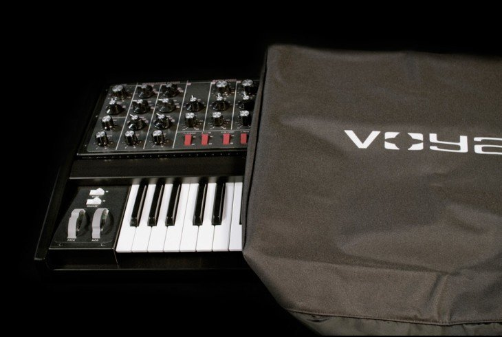 View larger image of Moog Voyager Dust Cover