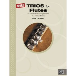 More Trios for Flutes