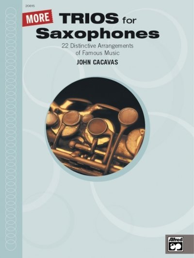 View larger image of More Trios for Saxophones