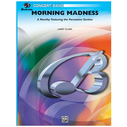 Morning Madness - Score & Parts, Grade 3