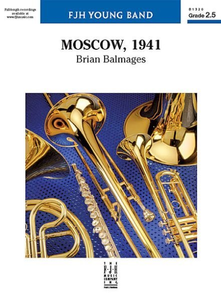 View larger image of Moscow 1941 - Score & Parts, Grade 2.5