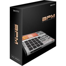 Motu BPM 1.5 Rhythm Production Instrument for Mac and Windows