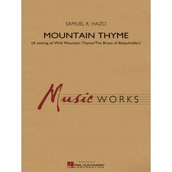 Mountain Thyme - Score & Parts, Grade 4