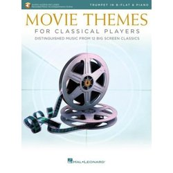 Movie Themes for Classical Players - Trumpet w/Online Audio
