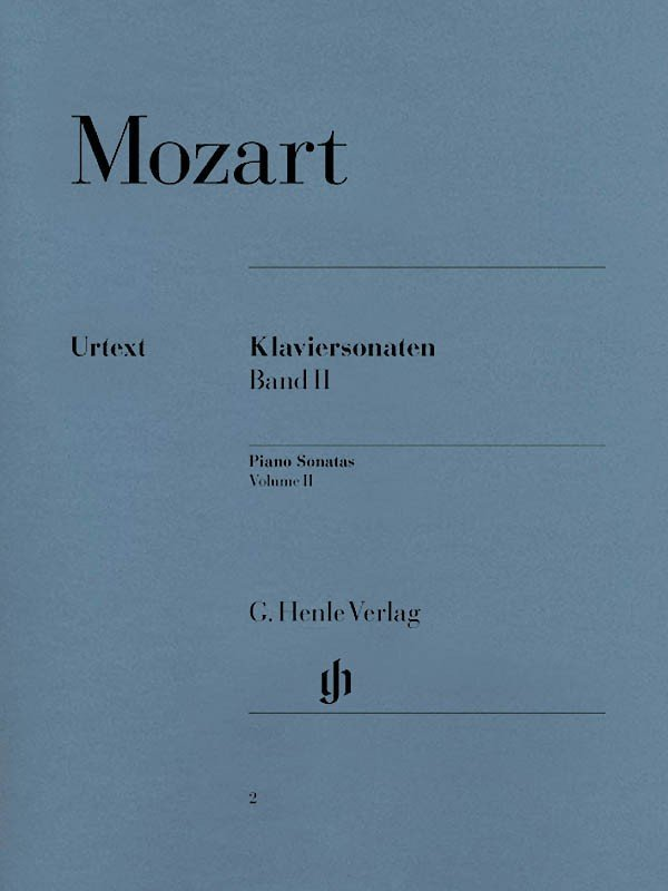 View larger image of Piano Sonatas - Volume 2 (Mozart)