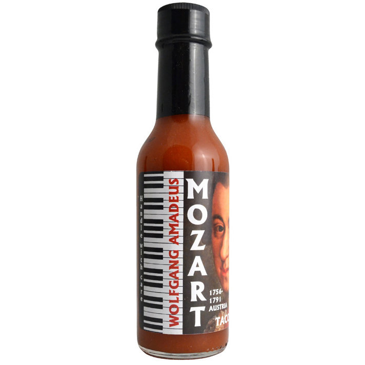 View larger image of Mozart Taco Sauce
