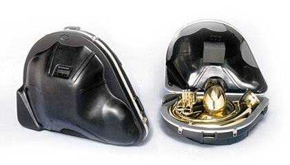View larger image of MTS 1199V Sousaphone Case with Wheels