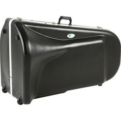 MTS 1203V Tuba Case with Wheels - Reverse Top Action