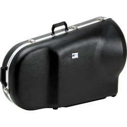 MTS 1205V Small Frame Tuba Case with Wheels