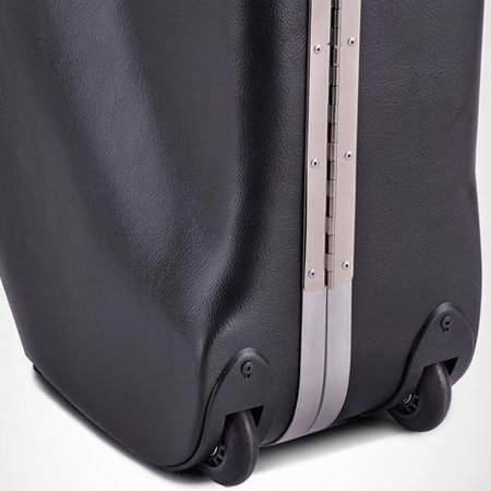 View larger image of MTS 1215V Baritone Saxophone Case with Wheels