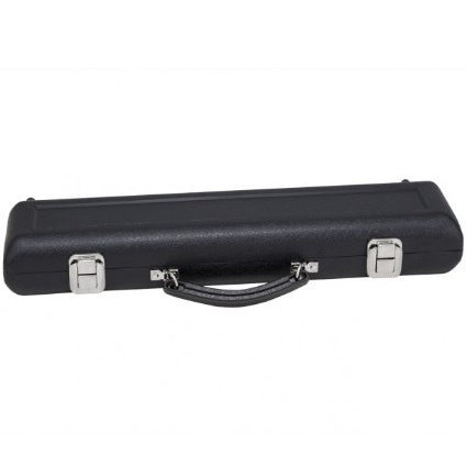 View larger image of MTS 809E Molded C Foot Joint Flute Case