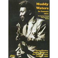 Muddy Waters in Concert 1971 (DVD)