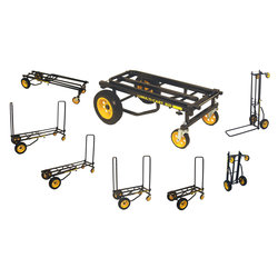 Multi-Cart Max with R-Track