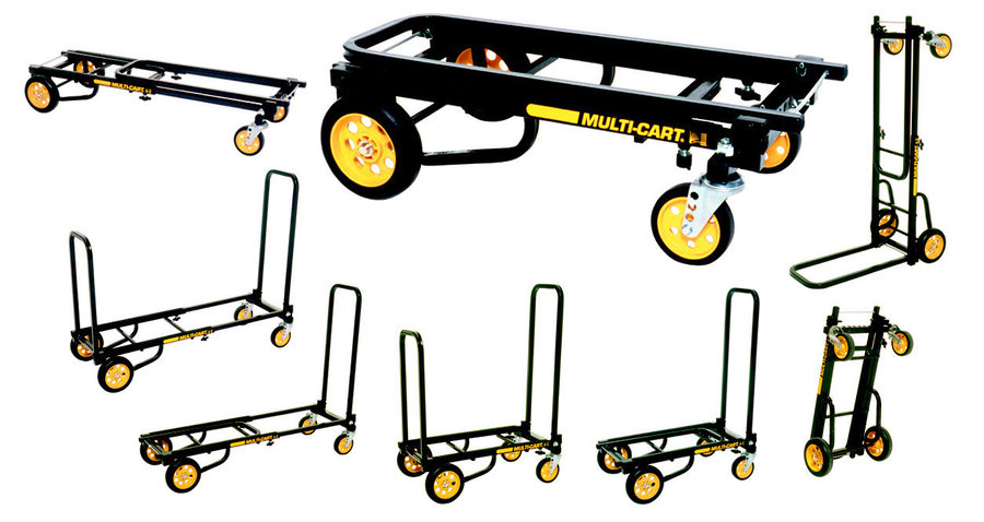 View larger image of Multi-Cart Micro with R-Track