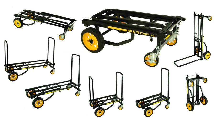 View larger image of Multi-Cart Mid with T-Track